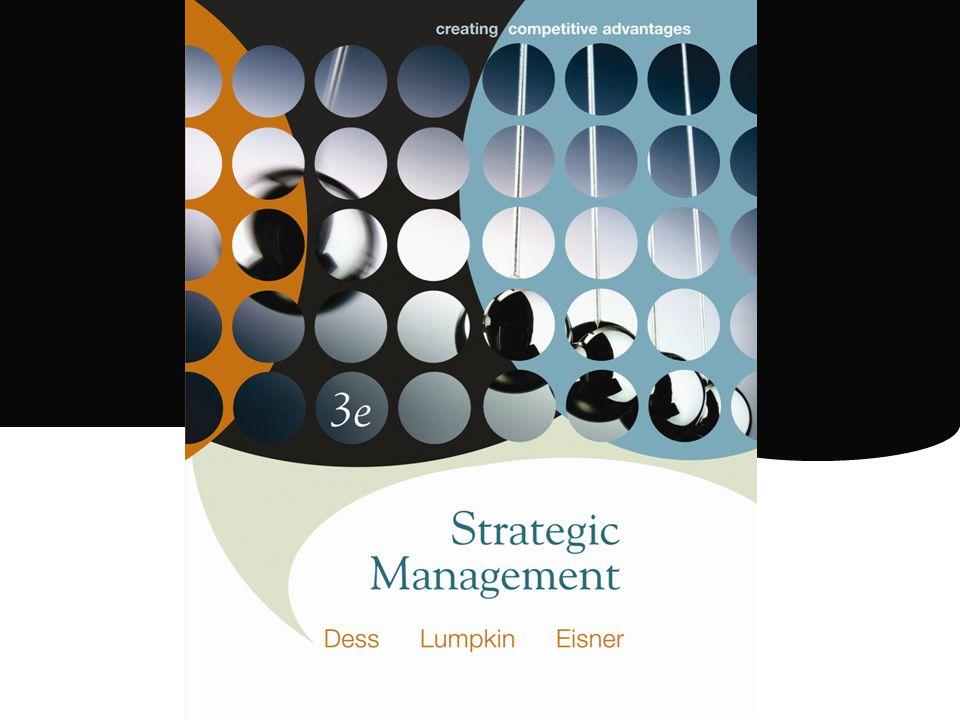 Q3: Dippin' Dots' Value Chain (cont.) McGraw-Hill/Irwin Strategic Management, 3/e Copyright © 2007 The McGraw-Hill Companies, Inc.