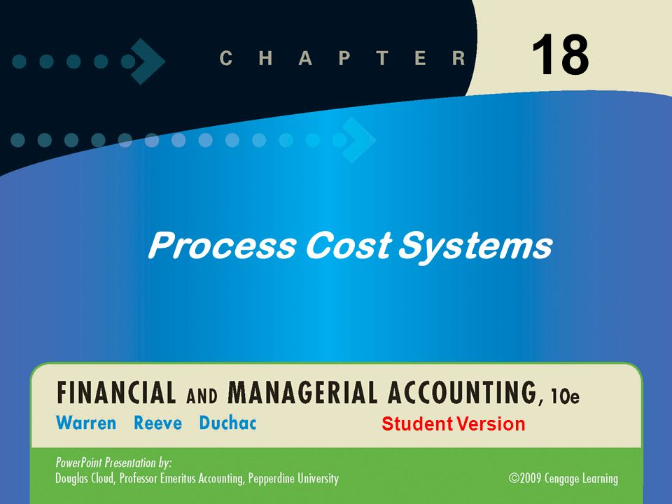 11-218-2 1 Describe process cost systems.