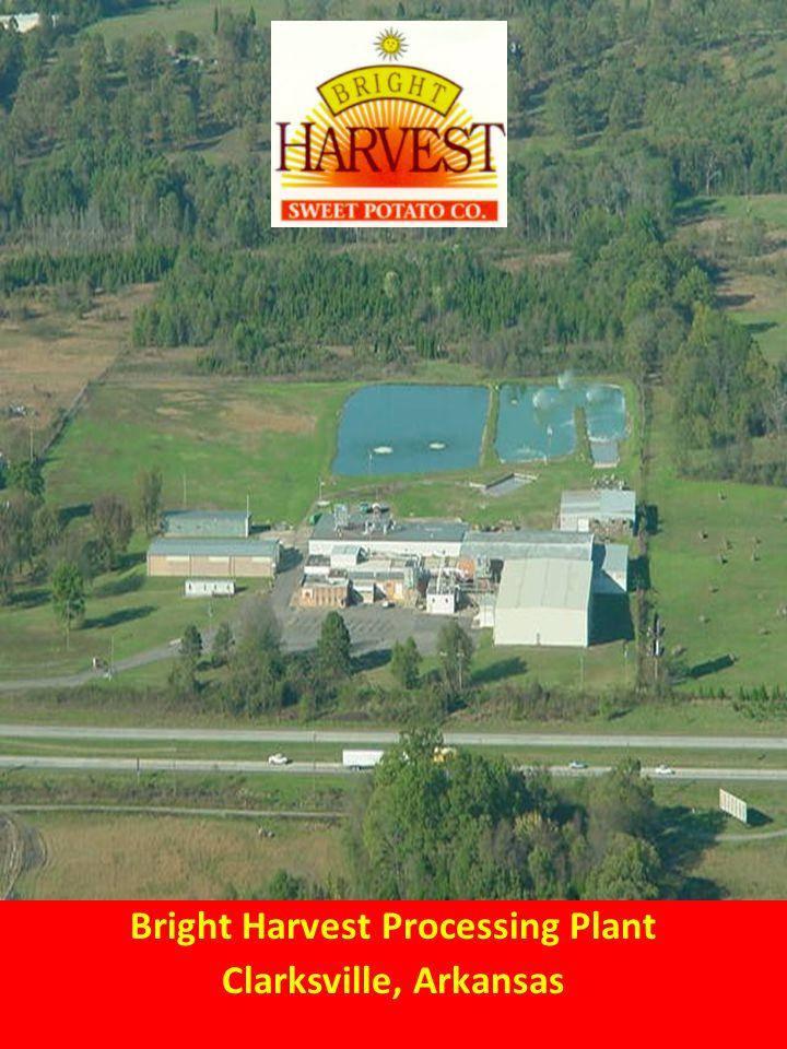 Bright Harvest Processing Plant Clarksville, Arkansas