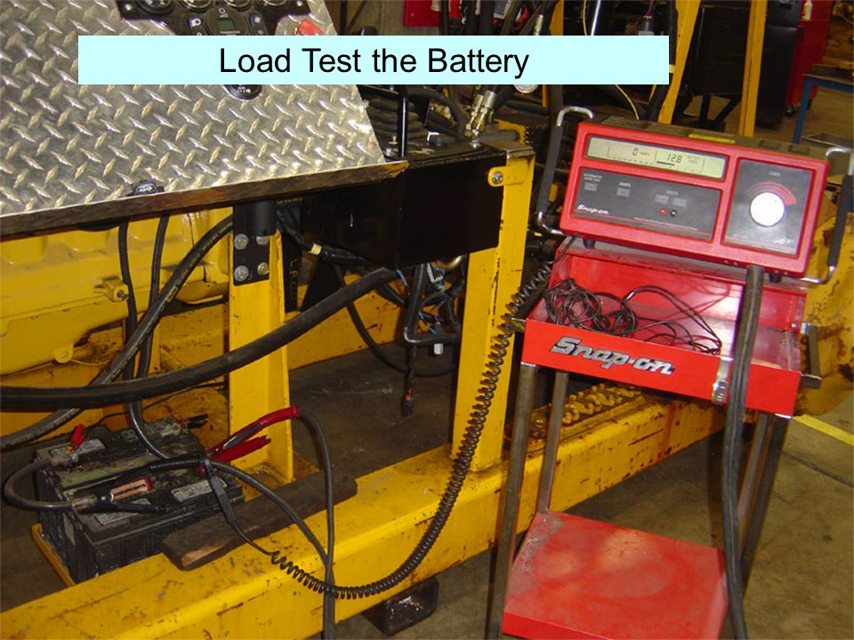 Load Test the Battery