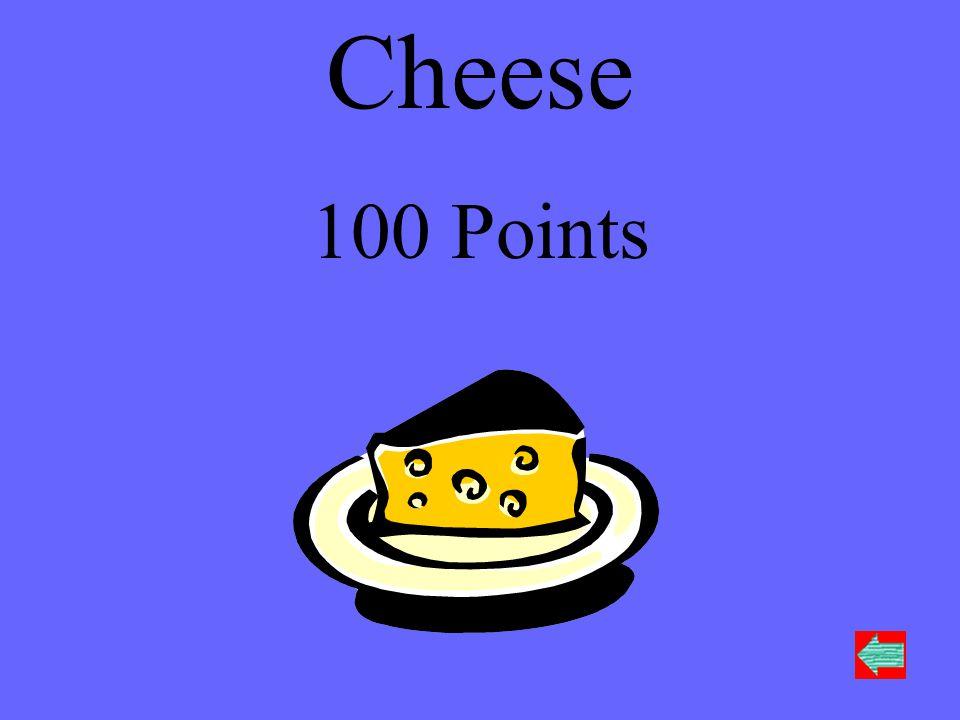 Milk 120 Points