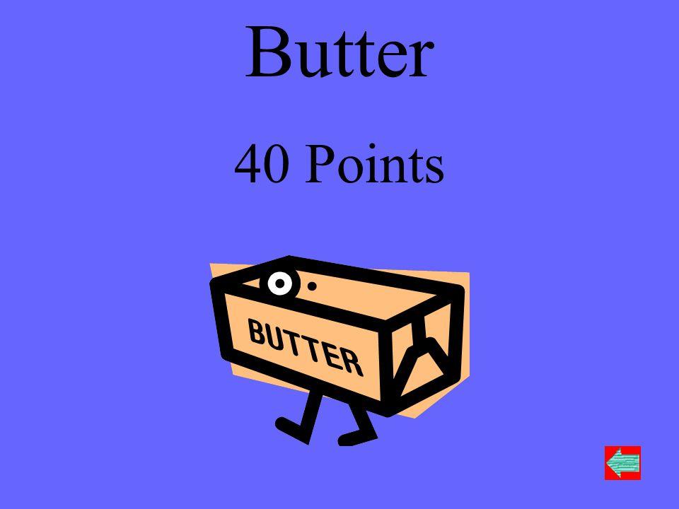 Yogurt 50 Points