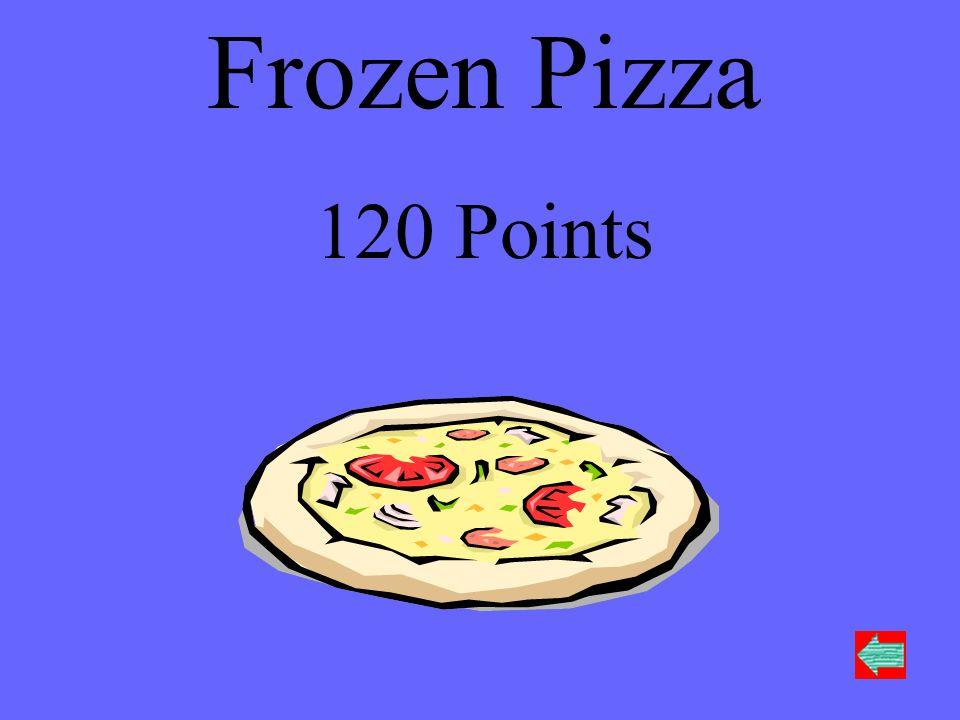 Ice Cream 140 Points