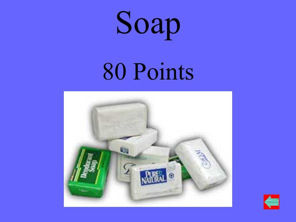 Deodorant 100 Points