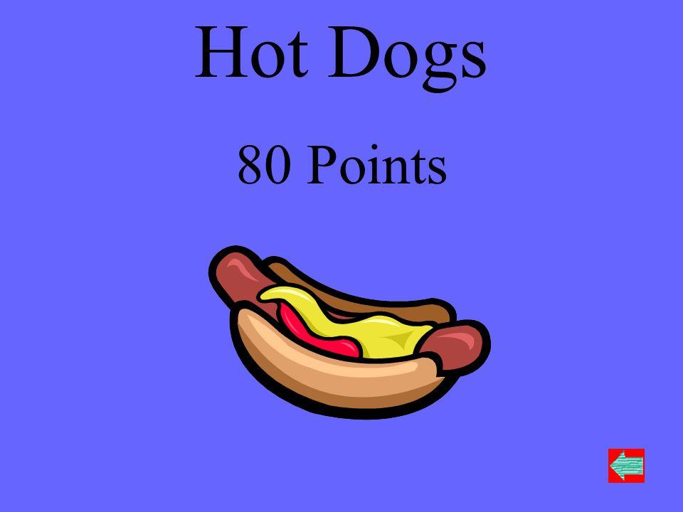 Hamburger Meat 90 Points