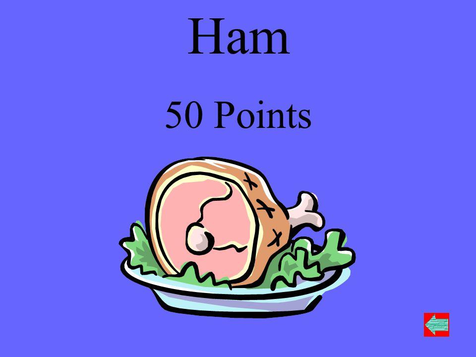 Turkey 60 Points