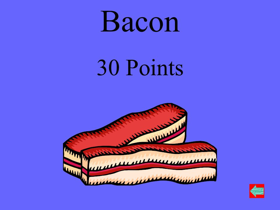 Ham 50 Points