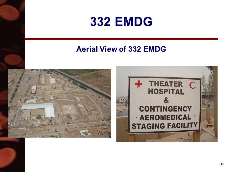 38 332 EMDG Aerial View of 332 EMDG