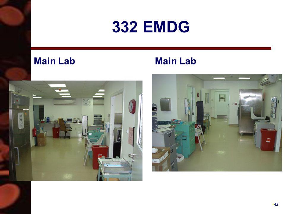 42 332 EMDG Main Lab