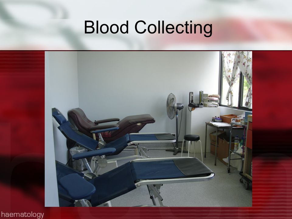 Blood Collecting