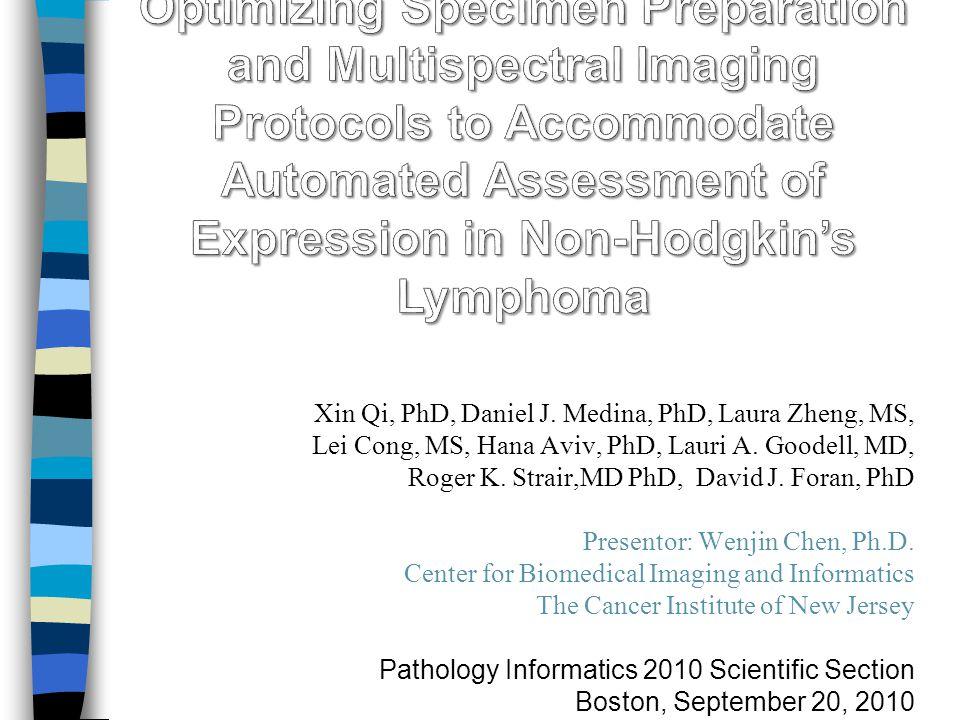 Xin Qi, PhD, Daniel J.Medina, PhD, Laura Zheng, MS, Lei Cong, MS, Hana Aviv, PhD, Lauri A.