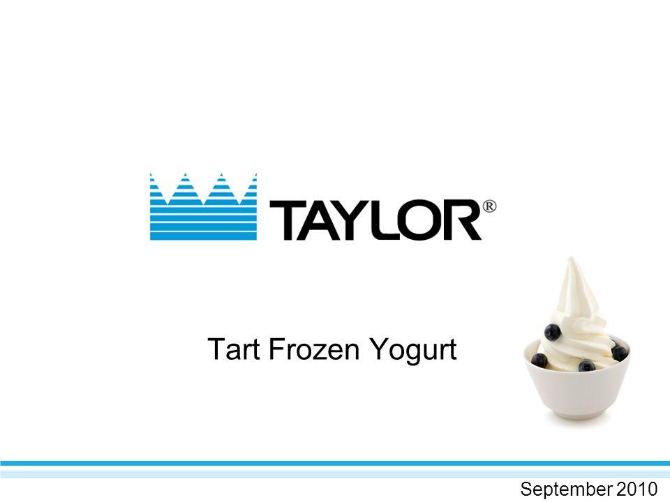 Tart Frozen Yogurt September 2010