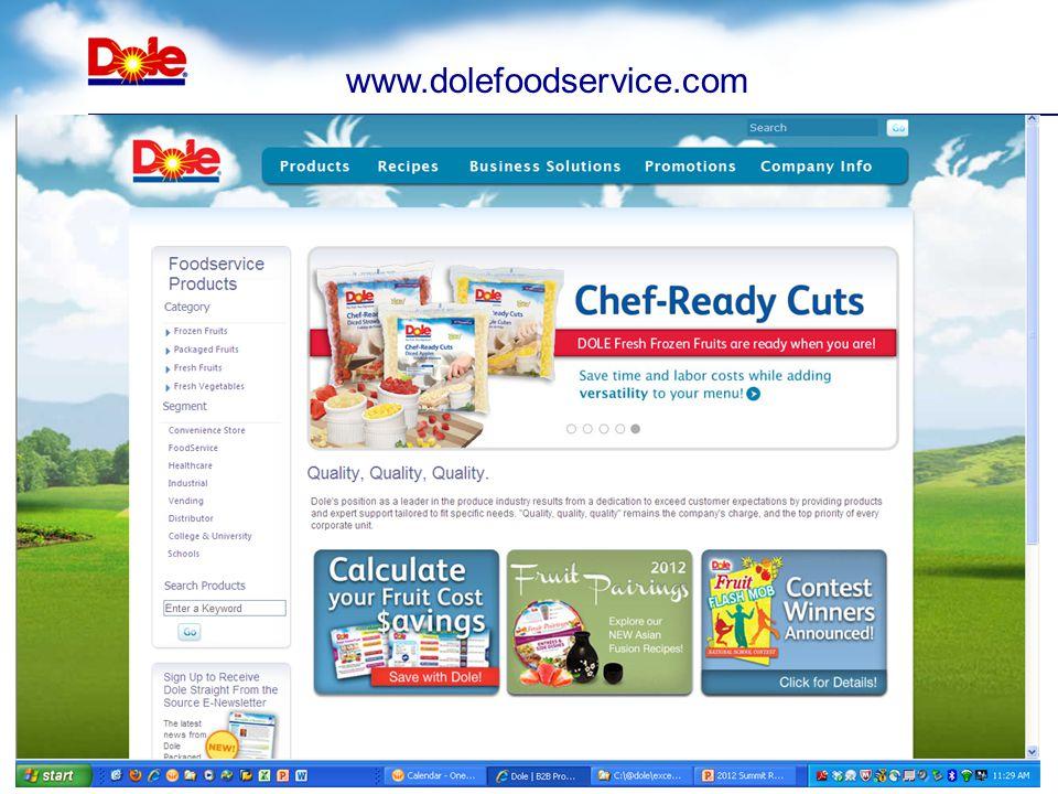 www.dolefoodservice.com