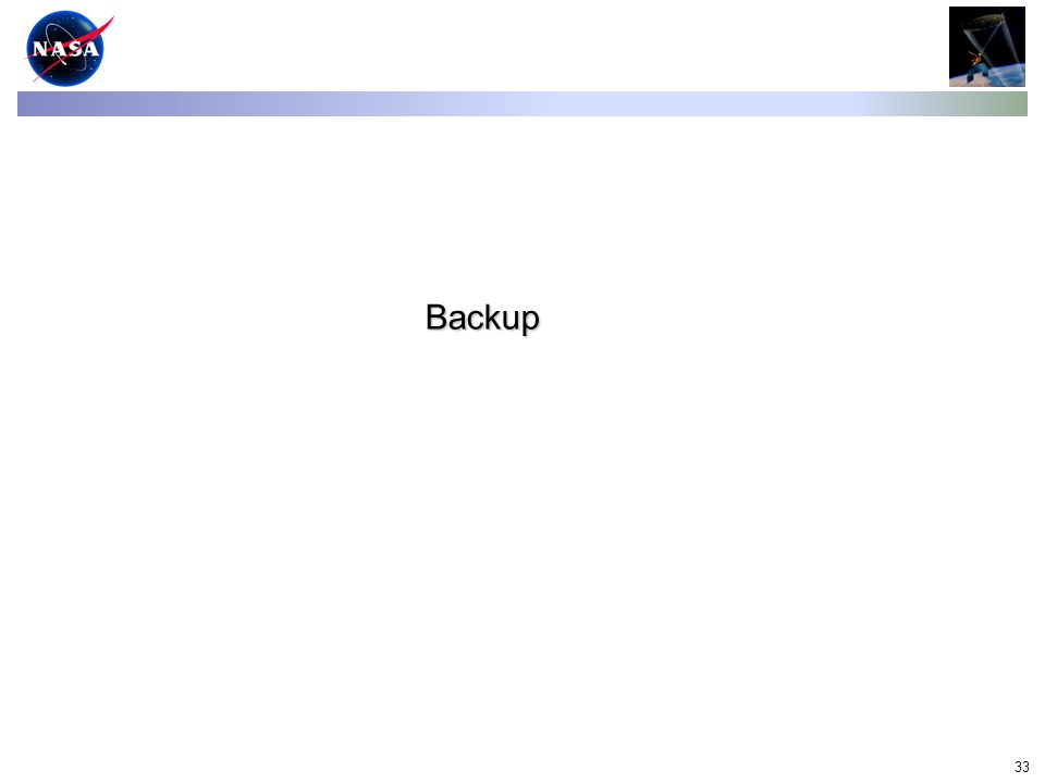 33 Backup