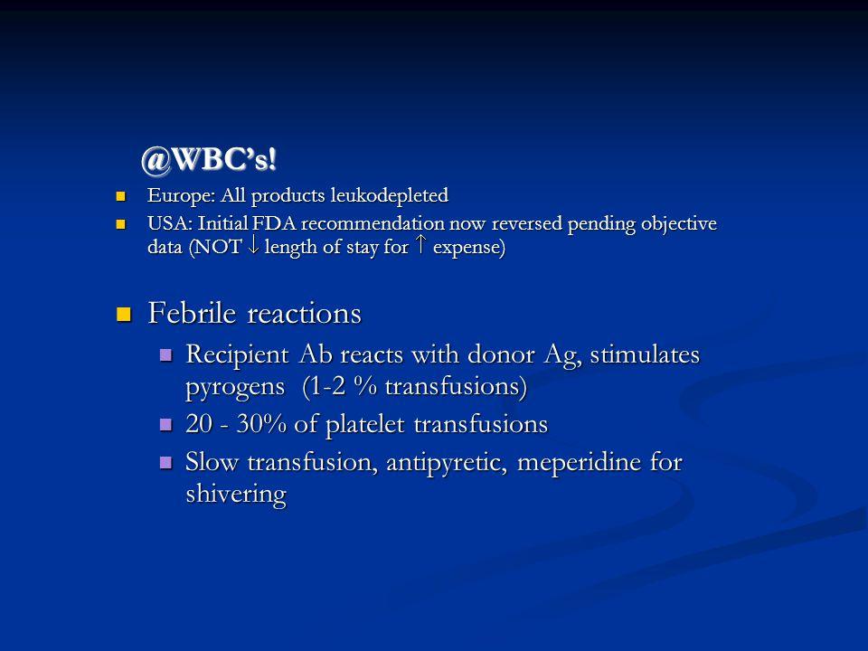 @WBC's. @WBC's.