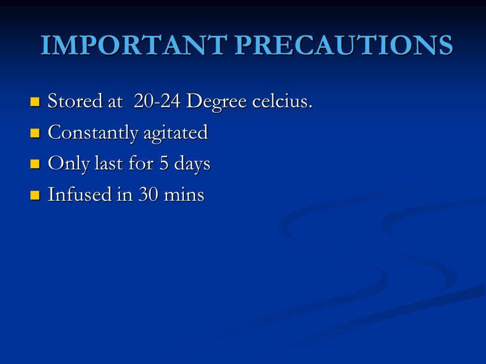 Fresh Frozen plasma Fresh frozen plasma – labile & nonlabile clotting factors, albumin and immunoglobulin.