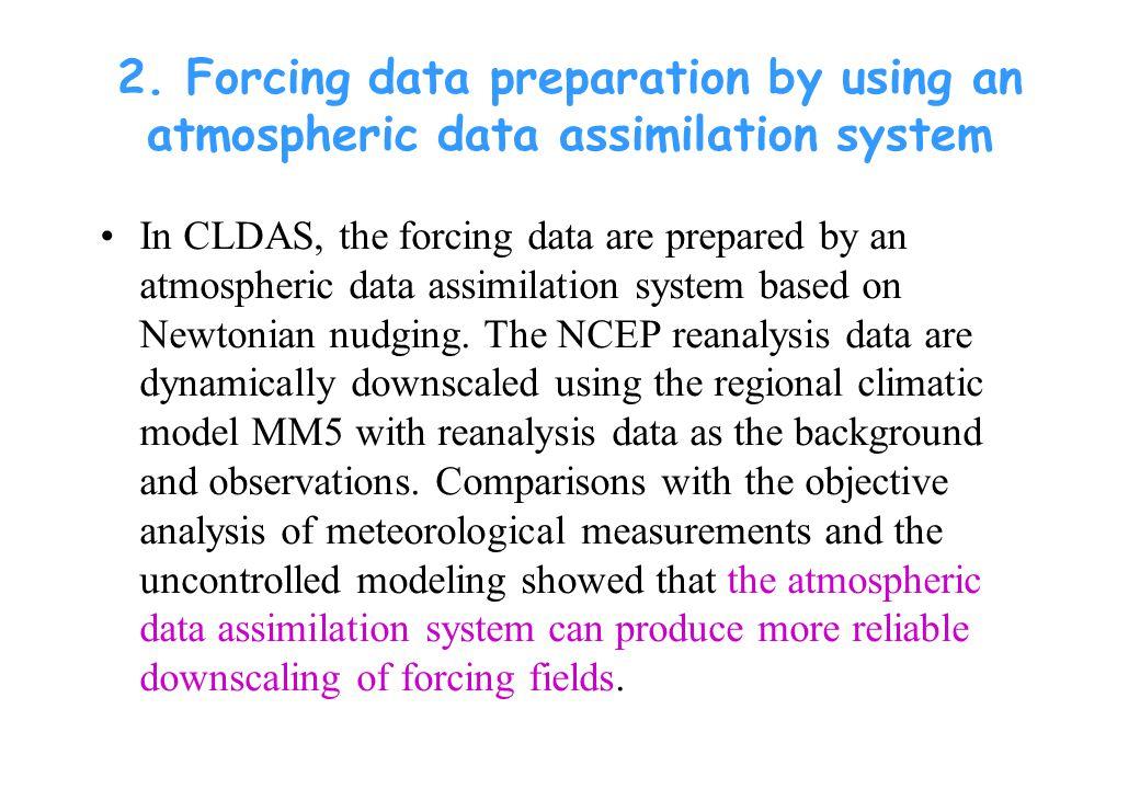 FDDA - objective analysis 500 hPa wind speed (U) MM5 - objective analysis 500 hPa wind speed (U)