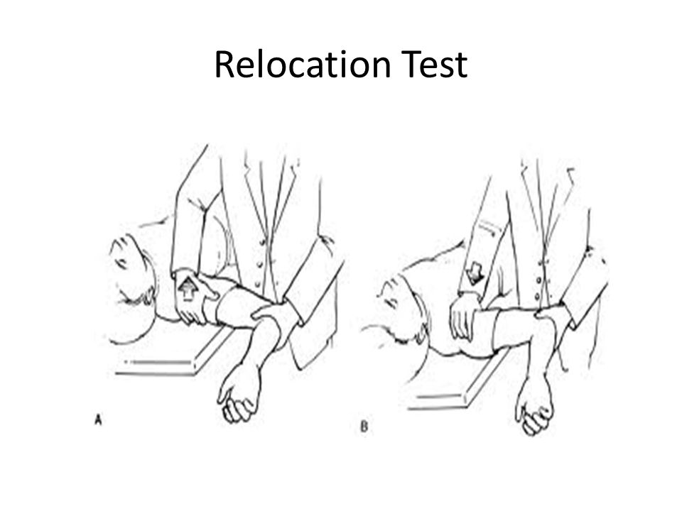 Relocation Test