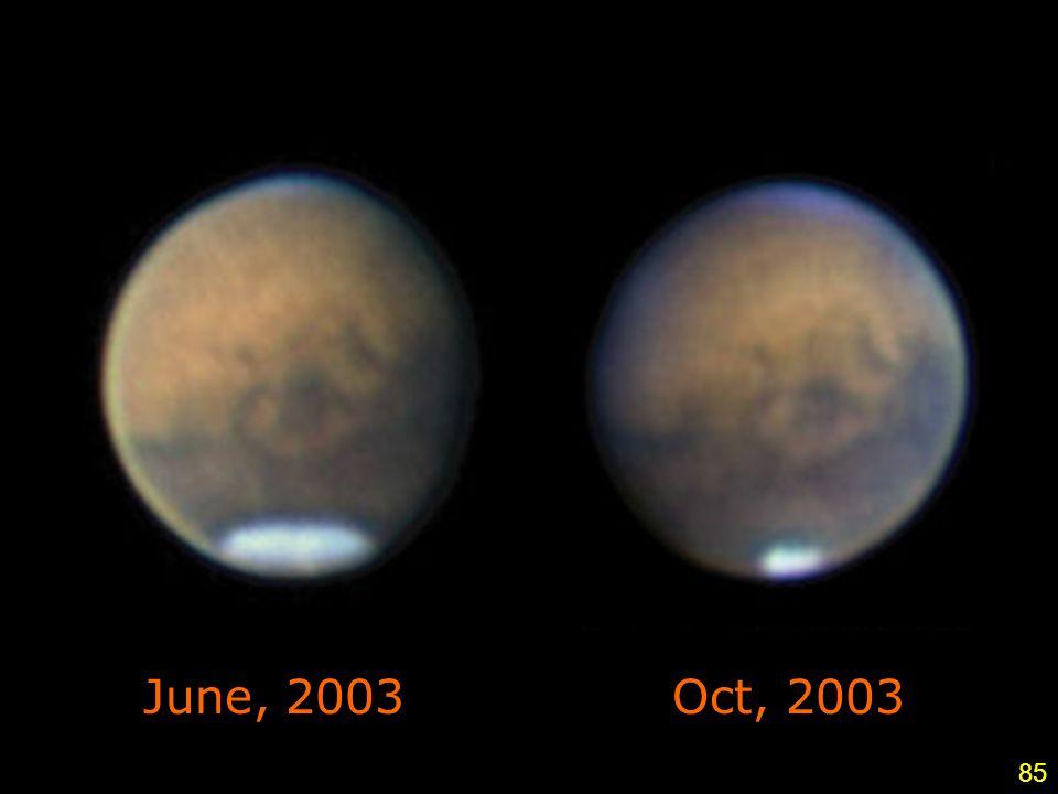 18 June, 2003Oct, 2003 85