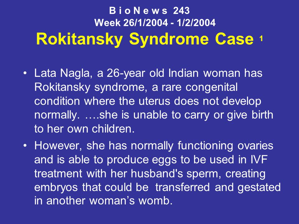 Lata Nagla, a 26-year old Indian woman has Rokitansky syndrome, a rare congenital condition where the uterus does not develop normally.