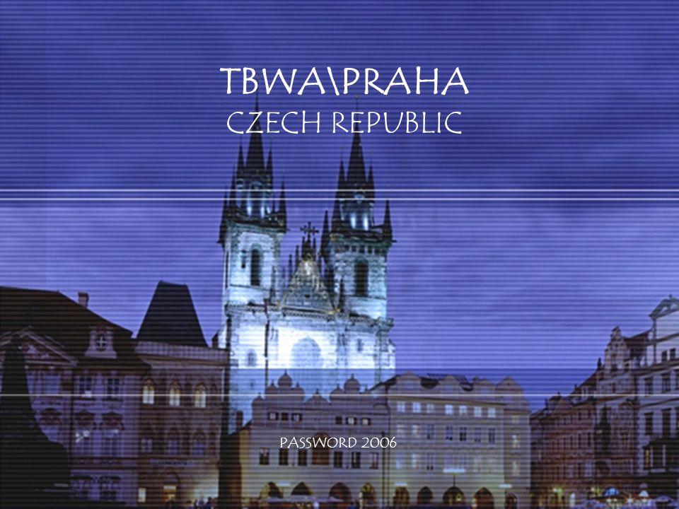 TBWA\PRAHA CZECH REPUBLIC PASSWORD 2006
