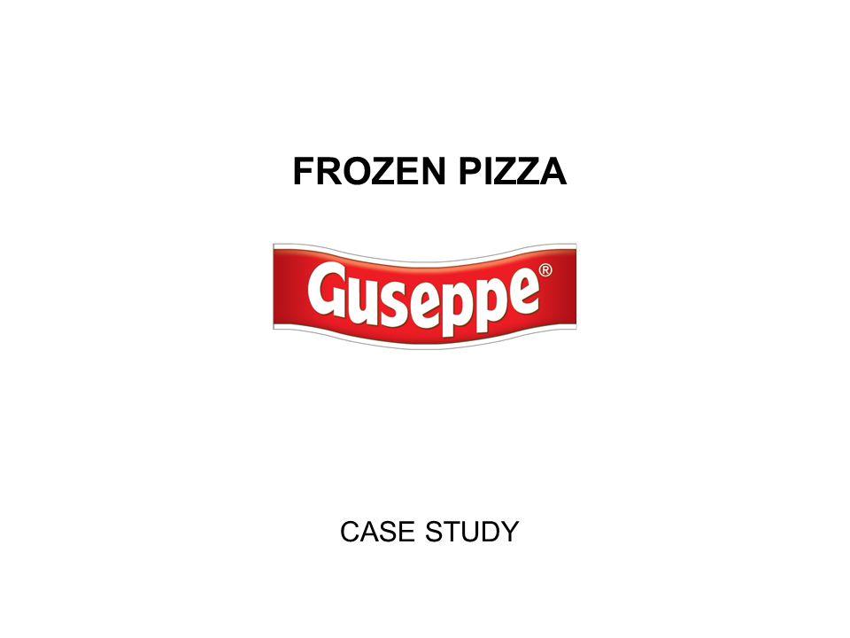 CASE STUDY FROZEN PIZZA