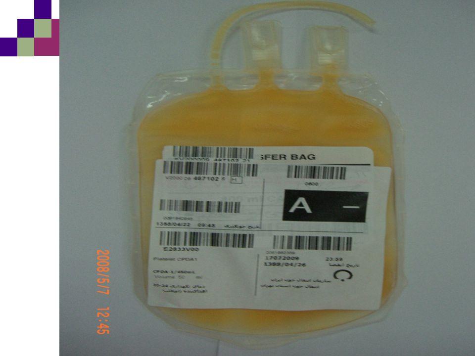 Platelet Pheresis