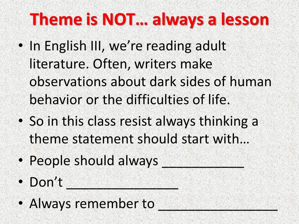 Humanities essay topics