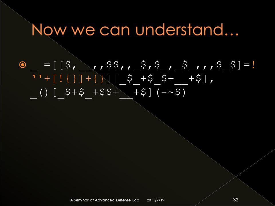  _ =[[$,__,,$$,,_$,$_,_$_,,,$_$]=.