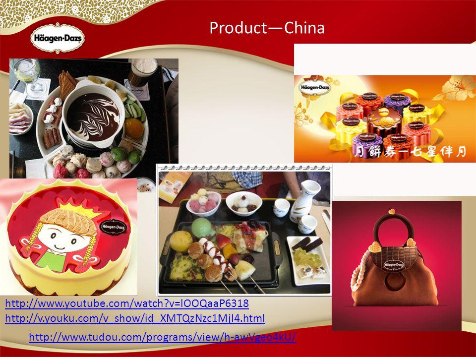 http://www.youtube.com/watch?v=lOOQaaP6318 http://v.youku.com/v_show/id_XMTQzNzc1MjI4.html http://www.tudou.com/programs/view/h-awVgeo4kU/ Product—Chi