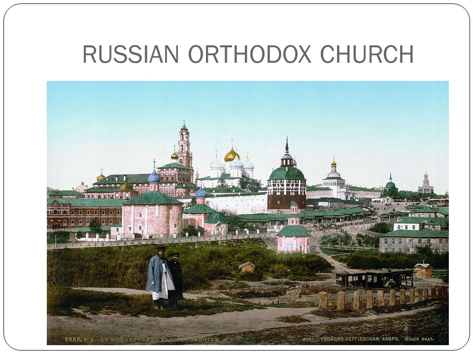 RUSSIAN ORTHODOX CHURCH