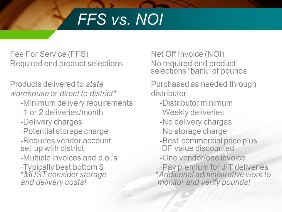 FFS vs.