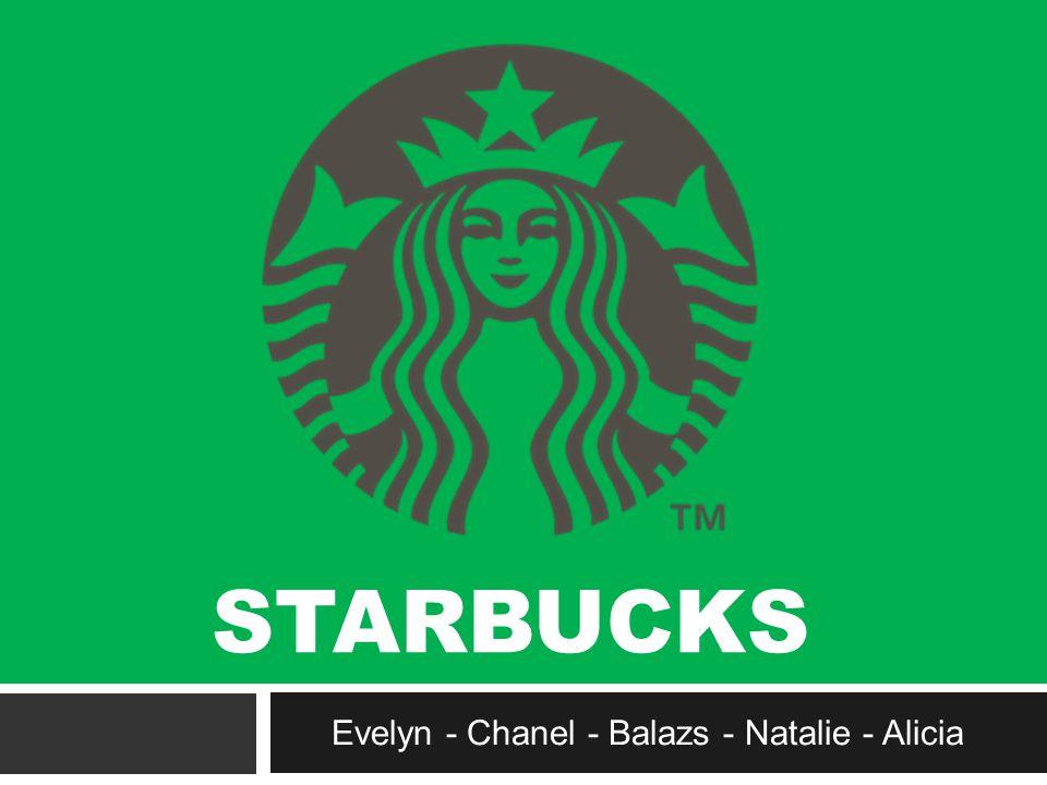 STARBUCKS Evelyn - Chanel - Balazs - Natalie - Alicia