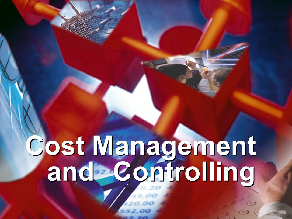 AC040 Cost Management and Controlling Cost Management andControlling Cost Management andControlling