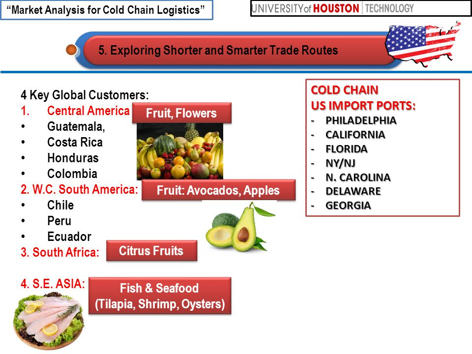 11 Market Analysis for Cold Chain Logistics 5.