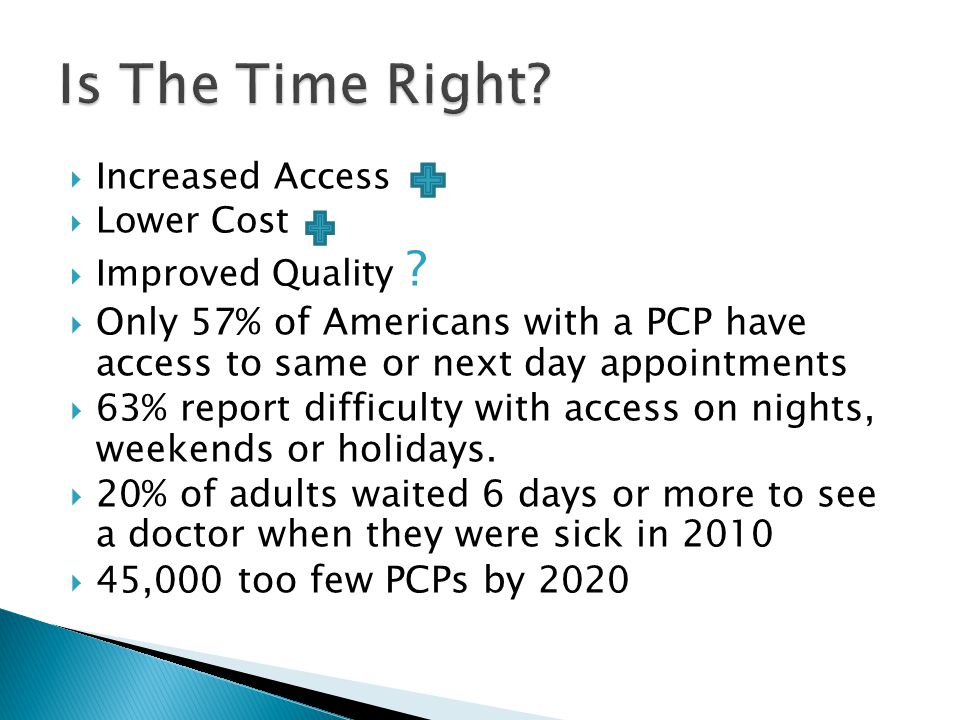  Open for 30+ years  8700 centers in the U.S.  85% Open 7 days/wk.