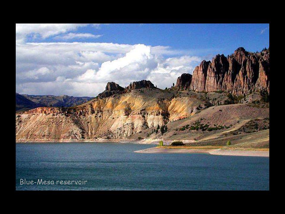 Blue-Mesa reservoir