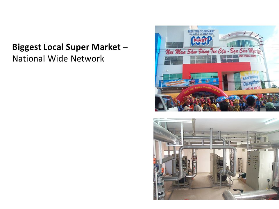 BACH KHOA Biggest Local Super Market – National Wide Network