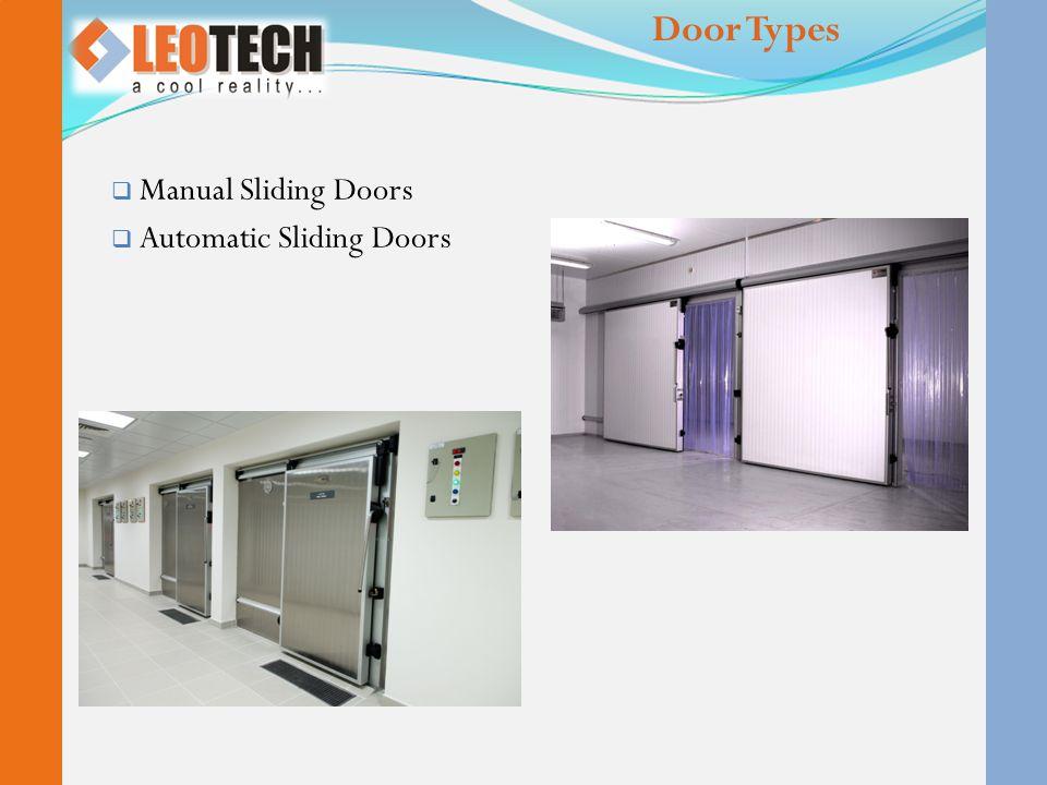  Manual Sliding Doors  Automatic Sliding Doors Door Types
