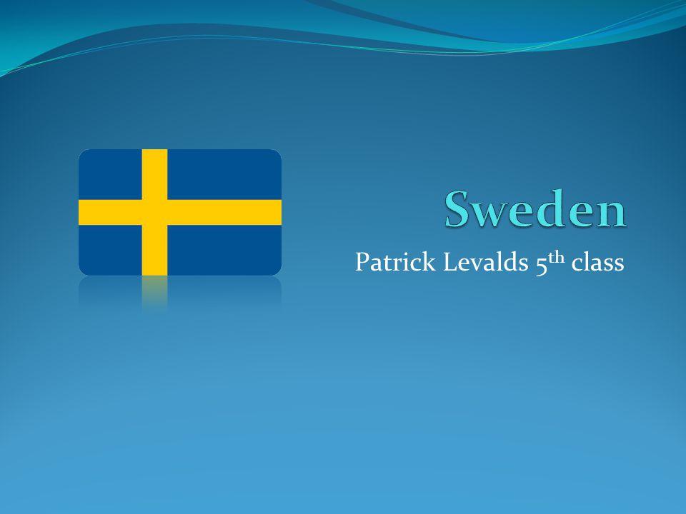 Patrick Levalds 5 th class
