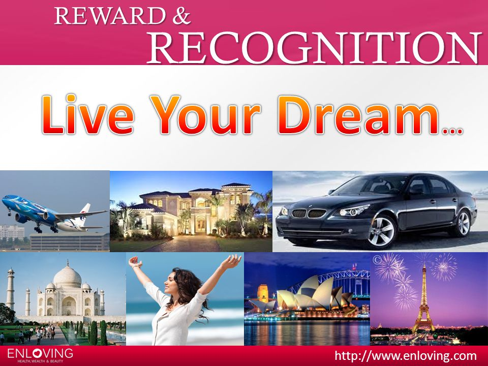 RECOGNITION REWARD &