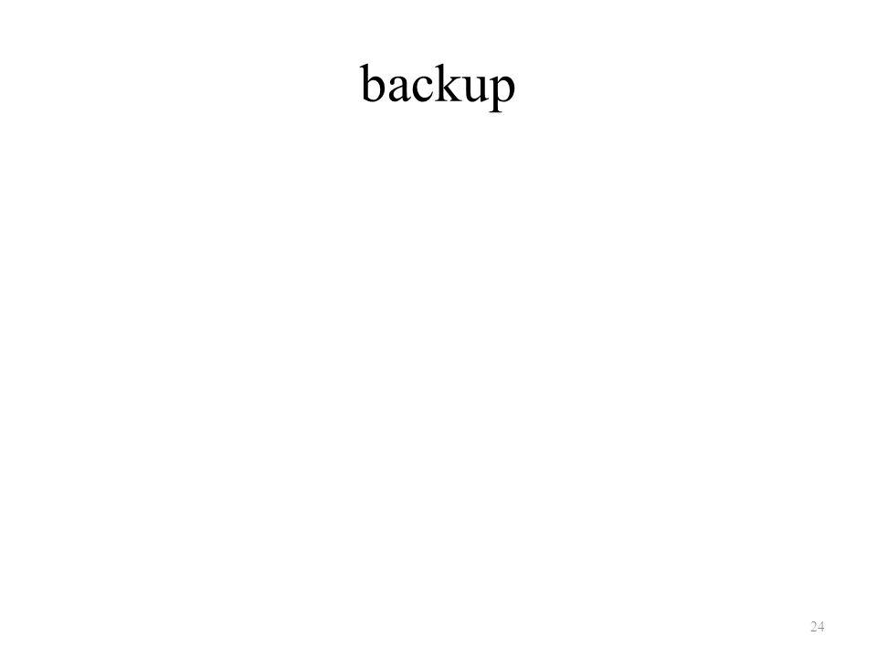 backup 24