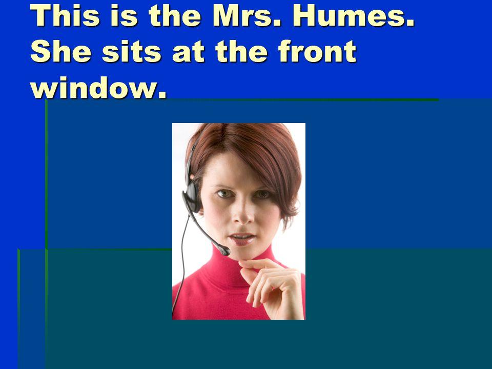 Ms. Stithem is the principal.