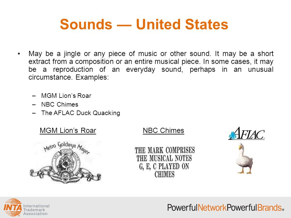 Sounds — United States May be a jingle or any piece of music or other sound. It may be a short extract from a composition or an entire musical piece.