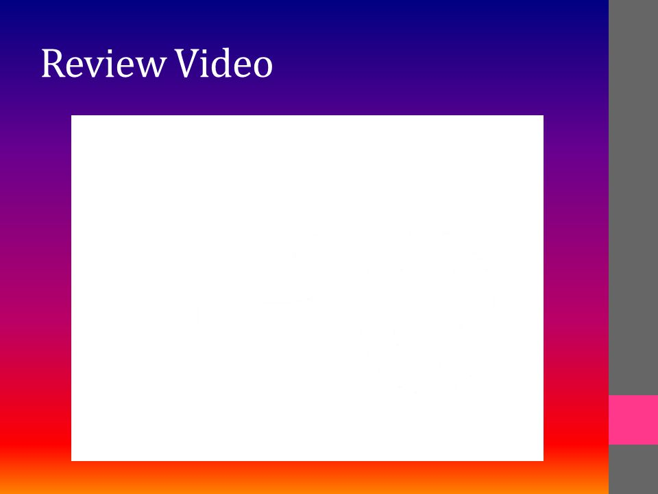 Review Video