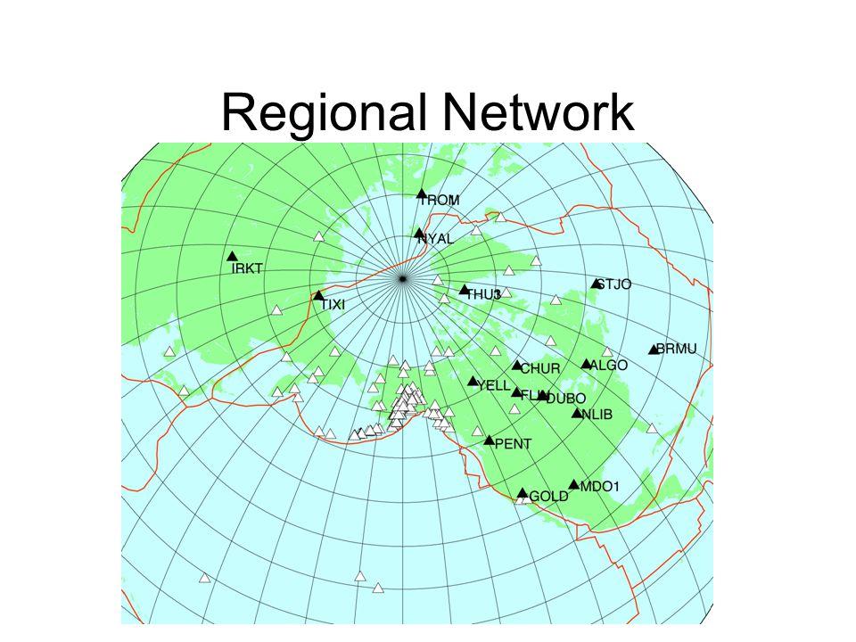 Regional Network