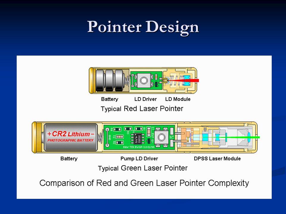 Pointer Design