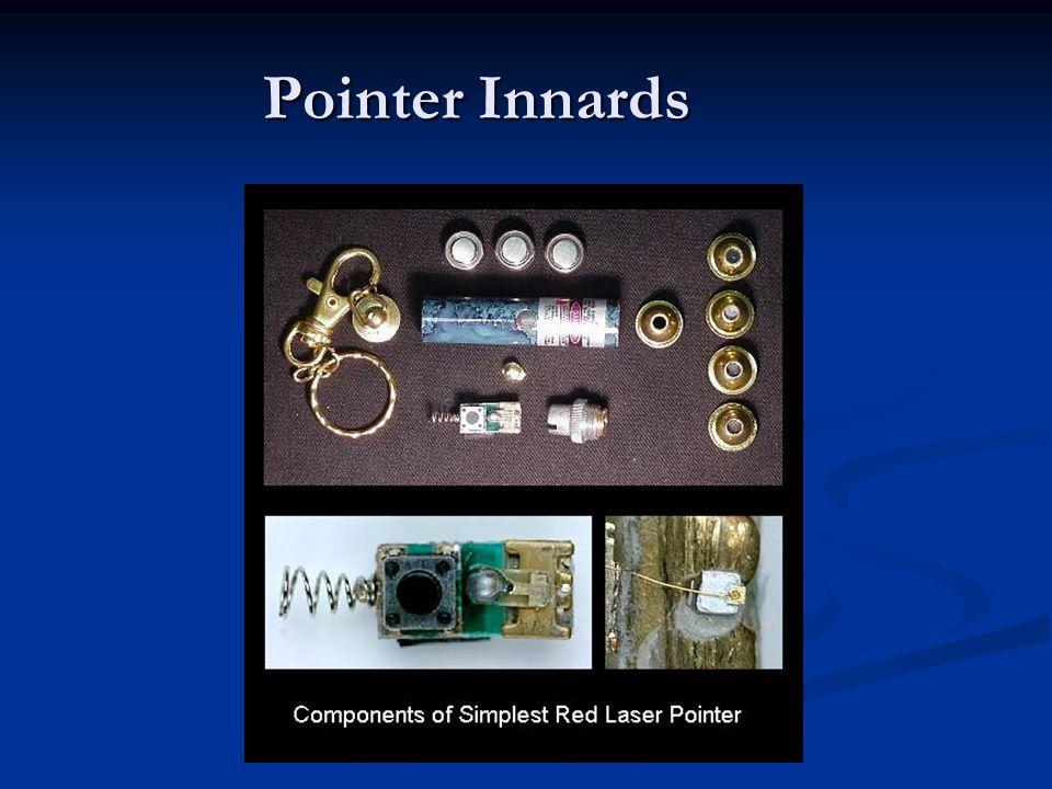 Pointer Innards