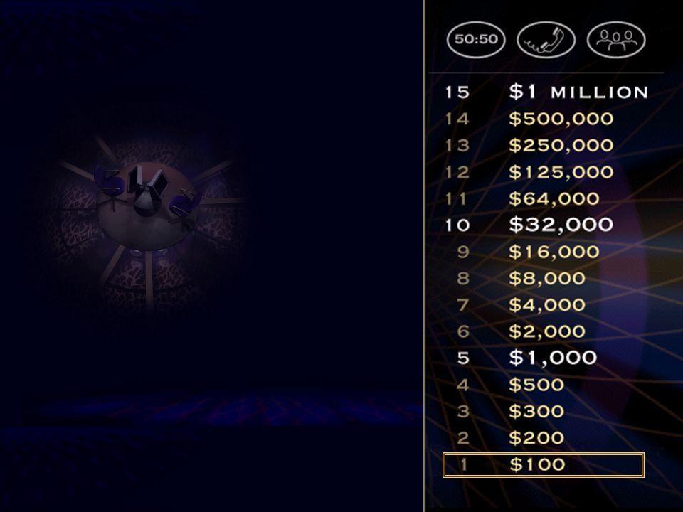2 nd grade Vowel Millionaire Adapted by Jody Sommerfeldt SPS ITRT