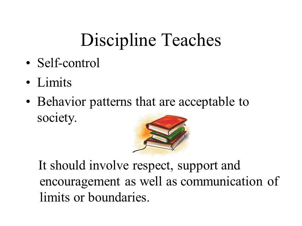 Effective discipline should be based on: Love and Understanding